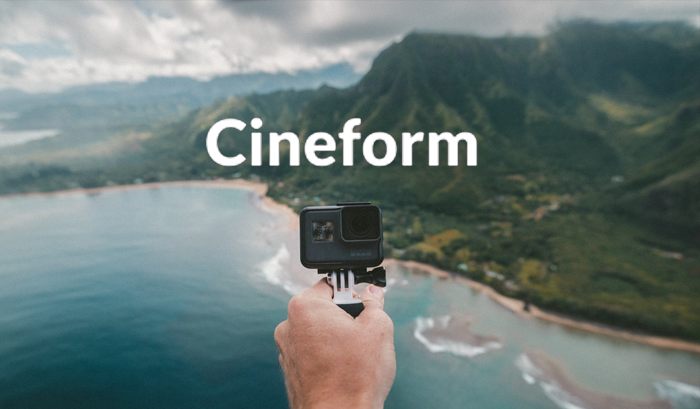 play and edit CineForm files