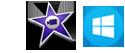 imovie windows logo