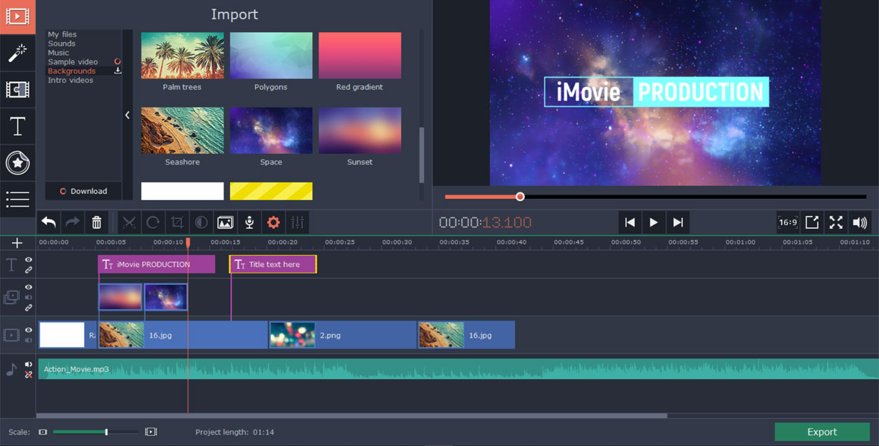 viva video editor app download for pc