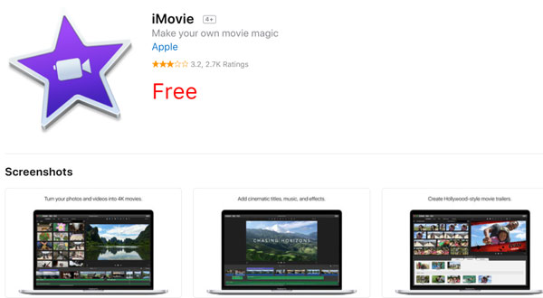 iMovie Free Now! The Same for All iLife and iWork Products
