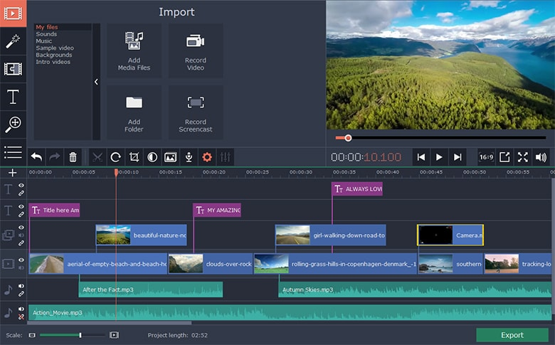 imovie for mac and pc