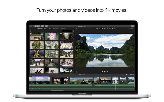 iMovie Download for Mac 10 14 Mojave 2019
