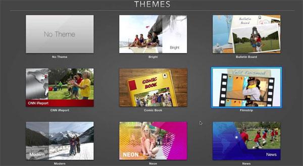 Free Imovie Templates Themes Download And Usage Imovie 10