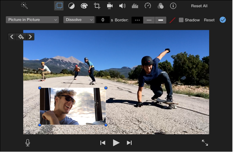 imovie watermark removal by cropping