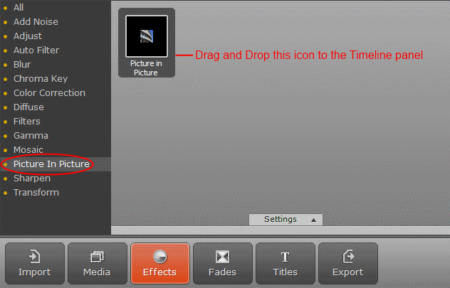 How to Make iMovie Picture in Picture (PIP) Video