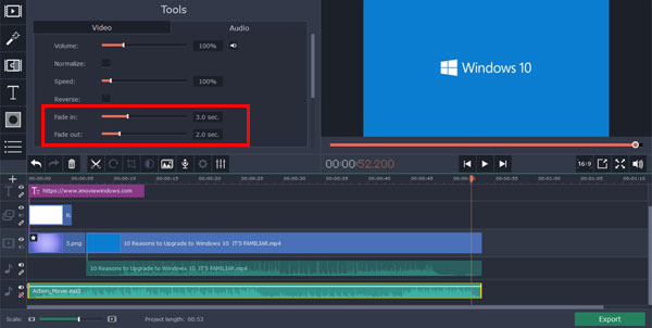add audio to music in windows