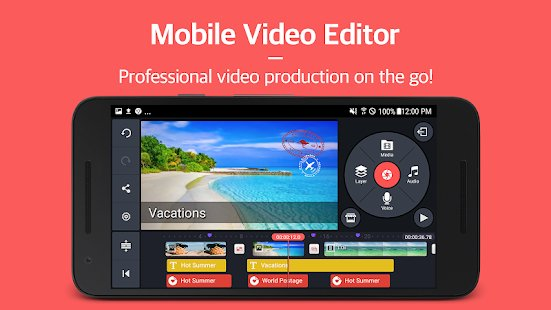 imovie for android kinemaster