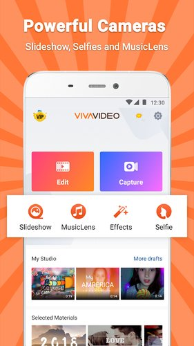 imovie for android vivavideo