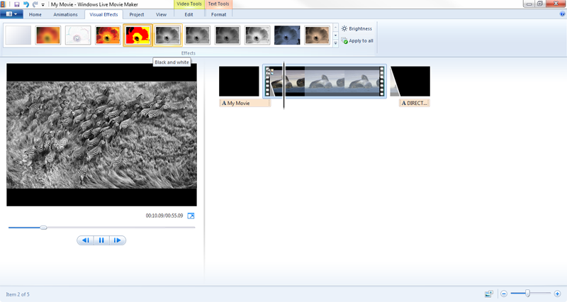 Free iMovie Alternative for Windows Video Editor Download