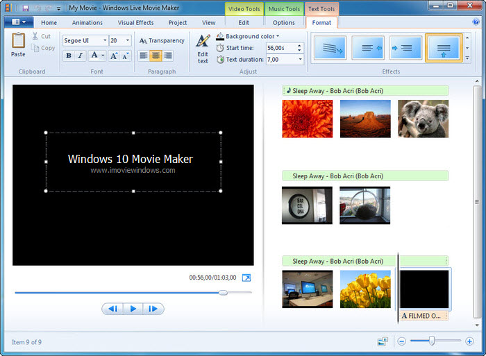iMovie for Windows 10 - Download iMovie for PC Movie Maker